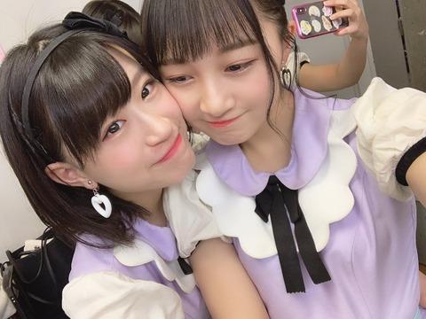 【NMB48】握手会完売数でれーちゃんがあーやんを抜きチームBⅡのトップへ【上西怜・山本彩加】