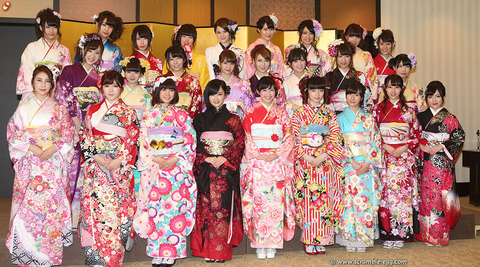 【AKB48G】2015年、新成人のセンターって誰?
