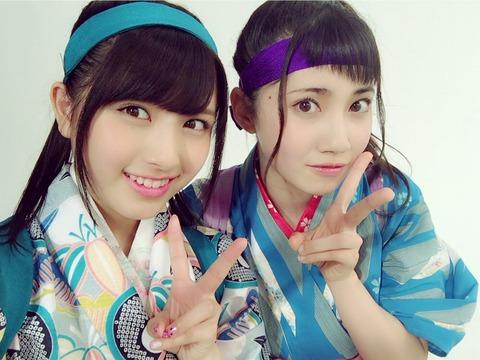 【AKB48】なーにゃ「りょうはさんとは親友レベルに仲良くなったよ」【大和田南那・北川綾巴】