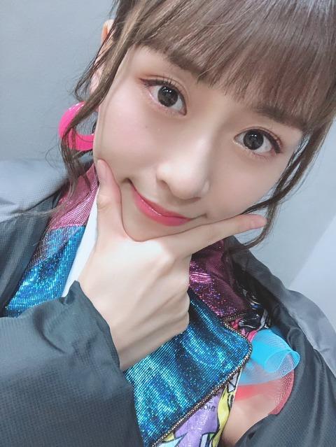 【NMB48】内木志が卒業発表「もう22歳、アイドルとしてお姉さんのほうなので」