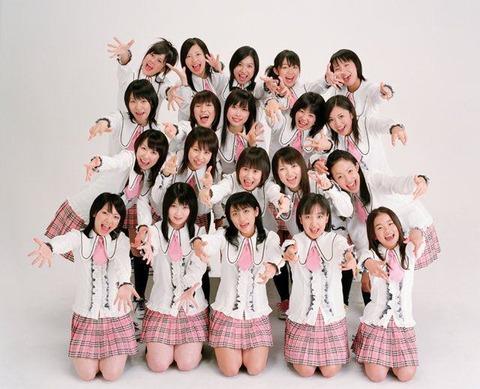 【AKB48】運営の序列はどうして常に2期生より1期生が上だったの?