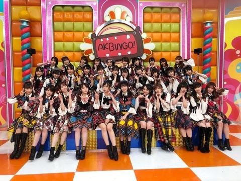 【AKB48】お前らAKBINGOのない火曜日に慣れたか?