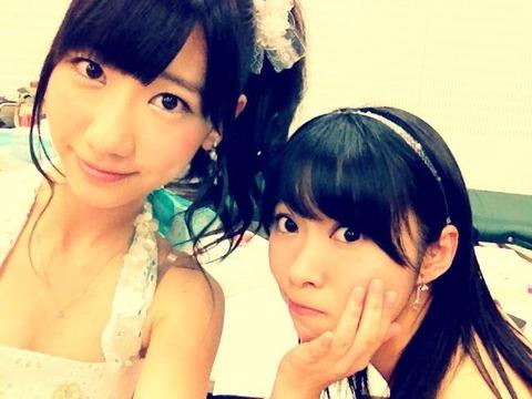 【AKB48】柏木由紀と指原莉乃【HKT48】