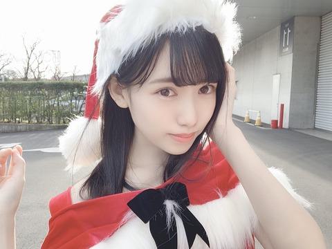 【HKT48】運上弘菜ちゃん「クリスマスなのにメール1通もおくれなかったあ。お家帰ってきてからぐっすり眠ってた…とってもごめんなさい」