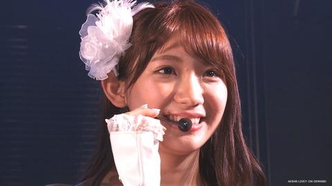 【AKB48】小林茉里奈、劇場公演にて奈卒業発表