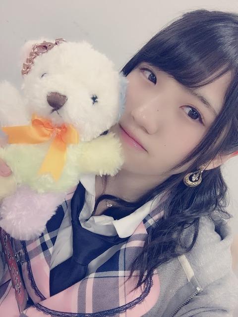 【AKB48】村山彩希「総選挙に出る事が正解なら強制参加なはず。出なくても希望はある。」