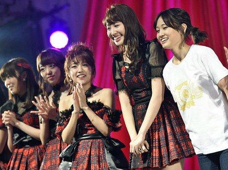 AKB48劇場オープン10年祭でAKB48運営の黒歴史ベスト5発表