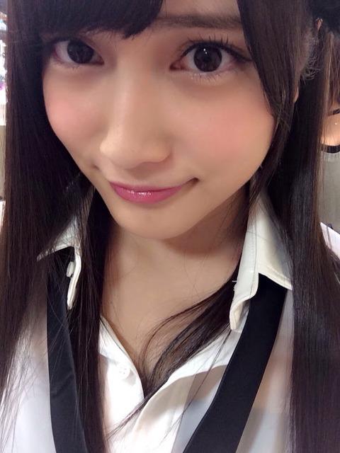 【画像】AKB48入山杏奈が変態水着着させられてる!