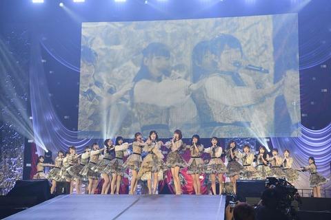 【AKB48】50th「11月のアンクレット」カップリングのU-17選抜が黒髪JKだけで最強な件