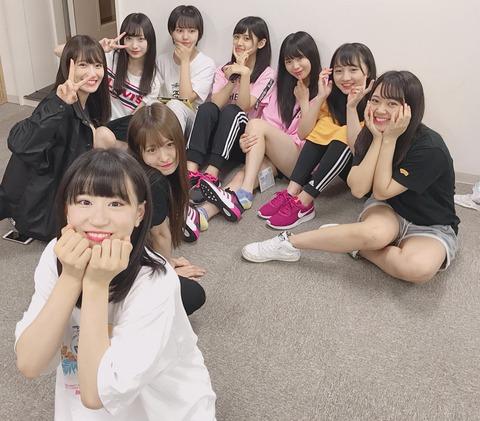 【NMB48】梅山恋和のクラスにいる美少女感が半端ない