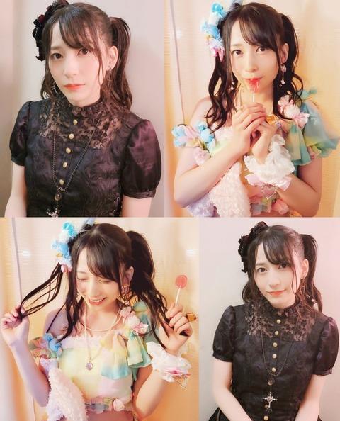 【AKB48G】いいツインテールの日にツインテールのメンバーの画像
