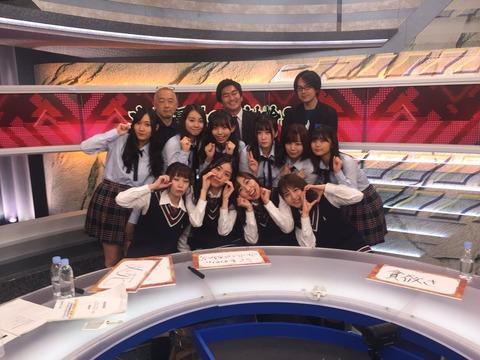 【ゼロポジ】SKE48メンバー「足が太いのはリハから全力だから。私たちはポケットに携帯入れてリハしません!」