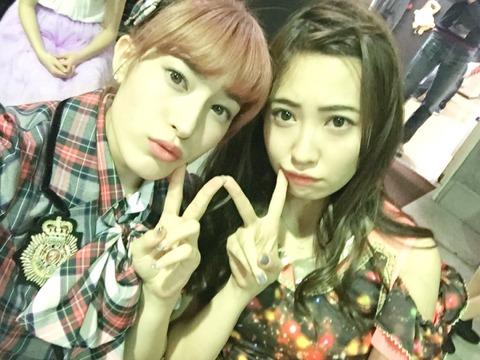 【AKB48】平田梨奈「気になってたジュースを陽菜(小嶋陽菜)が買ってきてくれた」