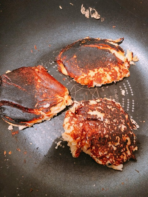【SKE48】矢作有紀奈ちゃんが妹(矢作萌夏)のために焼いたパンケーキが酷い