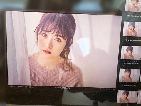 【朗報】元NMB48武井紗良が雑誌Ray 2月号に掲載!