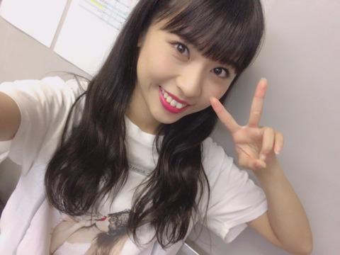 【NMB48】山尾梨奈「須藤凜々花にどう対応したらいいかわからない」