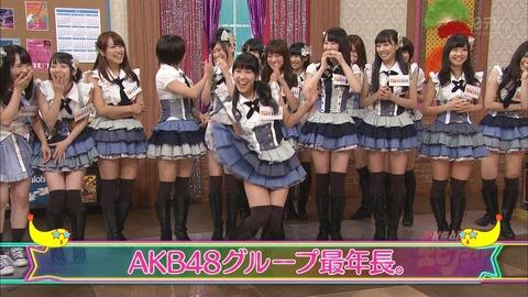 【長老】最年長記録もうすぐ更新【AKB48G】