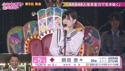 【AKB48総選挙】今年のベストスピーチを決めるスレ【2018】の画像
