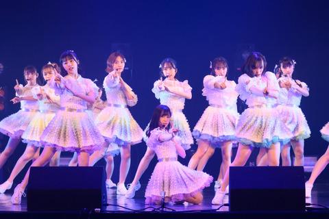 【HKT48】センター抜擢の直後に緊急事態宣言、運上弘菜が語る「やっとステージに立てました」