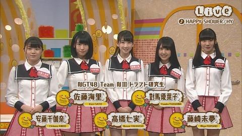 【AKB48G】第4回ドラフト会議が開催されたらNGT48の志望者がゼロになるな