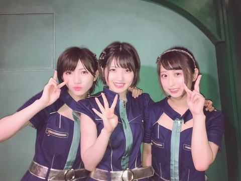 【悲報】AKB48村山彩希さん、4年連続公演出演回数トップが絶望的