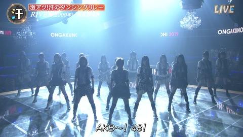 【AKB48】向井地美音「えーけーびー(震え声)」【RIVER】