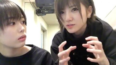 【AKB48】なぁちゃん「早坂つむぎのπは私の5倍くらいある。さややは10倍ある。」【岡田奈々】