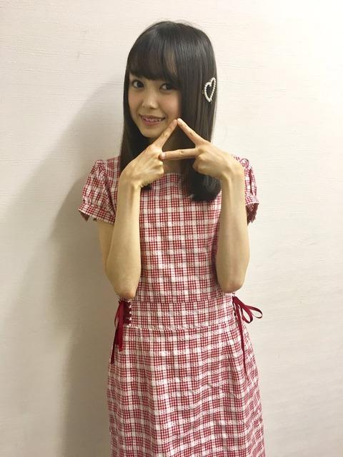 【悲報】AKB48次世代エース渡結依さん、SKE48の次世代エース小畑優奈に公π処刑されるwww