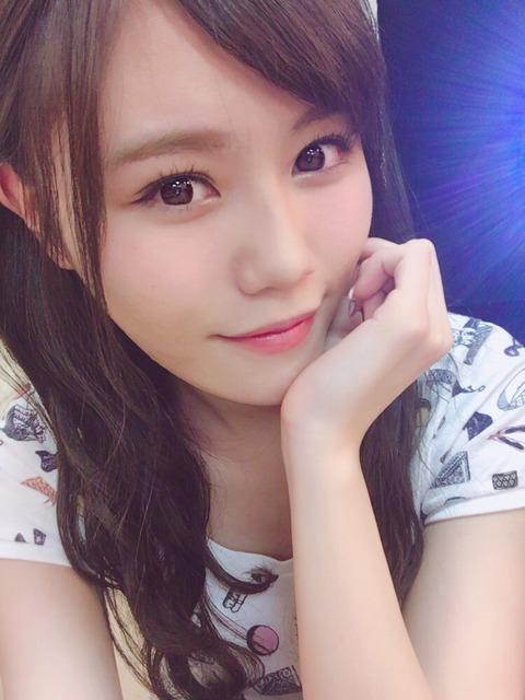 【AKB48】最近のこみはるはガチでビジュアルメンだと思うんだが【込山榛香】