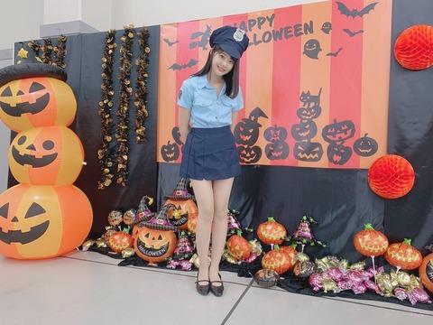 【STU48】瀧野由美子ちゃんの脚!!!