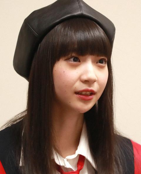 """【NGT48】荻野由佳、欅坂46平手の""""脱退"""" 表現に言及「ファンの前に現れずにそのまま・・・」"""