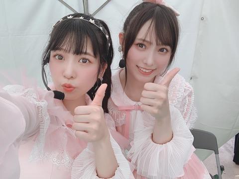【NMB48】安田桃寧 「コロナで大変な時期に立ち止まらずNMB48は他とは違うことをどんどんやり続けてる、本当に凄い」