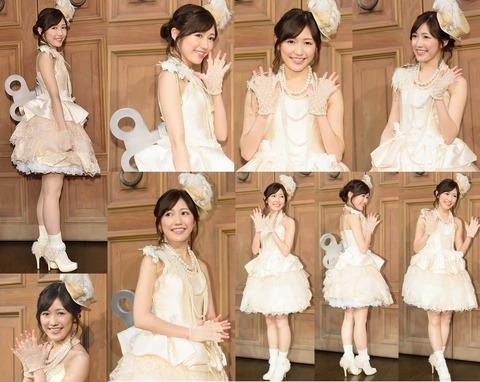 【朗報】卒業公演に向けてまゆゆが完璧に仕上げてきてる件【AKB48・渡辺麻友】