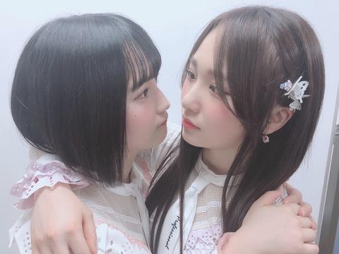 【AKB48】たかじゅりともえちゃんのムチムチボディコンビが好きな奴いる?【高橋朱里・矢作萌夏】