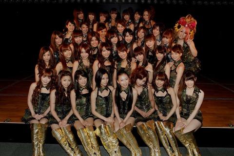【AKB48G】大人メンバー集めてちょっとエッチなグループ組んだら面白そうじゃない?