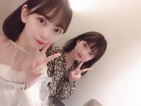 【悲報】堀未央奈さん、荻野由佳を見捨てて弘中アナと仲良しアピール開始www