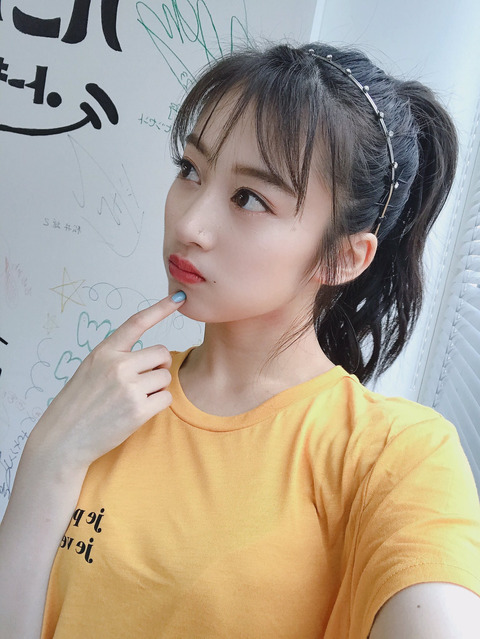 【NMB48】ちっひー「夏なのでスケスケ」【川上千尋】