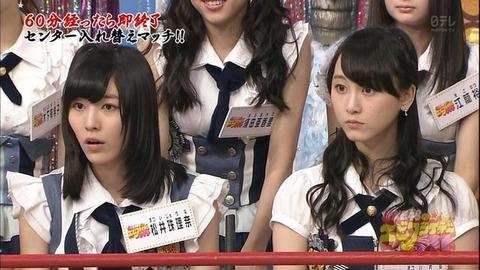 松井玲奈「SKEは停滞期」大島優子「じゅりれなが強く他が見えない」