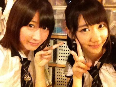 【AKB48 】石田晴香って柏木由紀に似てるけど意識してるの?