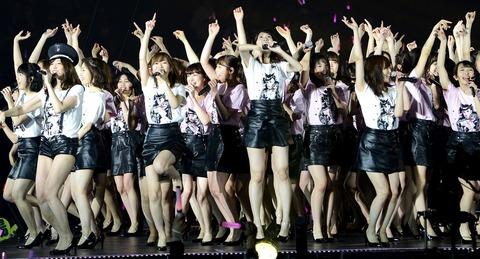【AKB48G】風邪を拗らせて辛いからメンバーの脚で(;´Д`)ハァハァする【画像】
