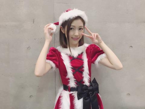 【AKB48】まゆゆサンタめっちゃ可愛いよな【渡辺麻友】