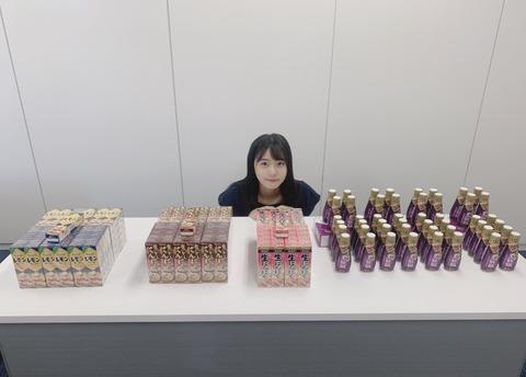 【STU48】瀧野由美子ちゃん「にんにくチューブを使ってにんにく料理を作りたいと思います」