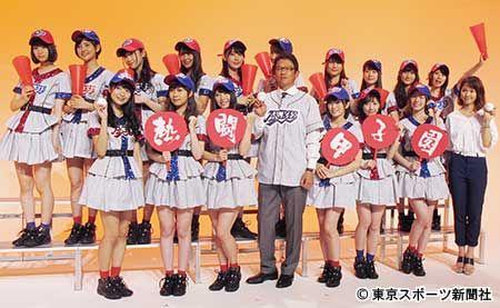 【悲報】神7で須田亜香里だけ熱闘甲子園テーマソング選抜落ち・・・