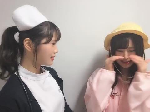 【NMB48】なぎちゃん&なるちゃんのおバカコントwww【渋谷凪咲・古賀成美】