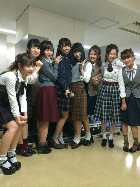 【AKB48】今後こいつら仕切ると思うとぞっとする【9期】