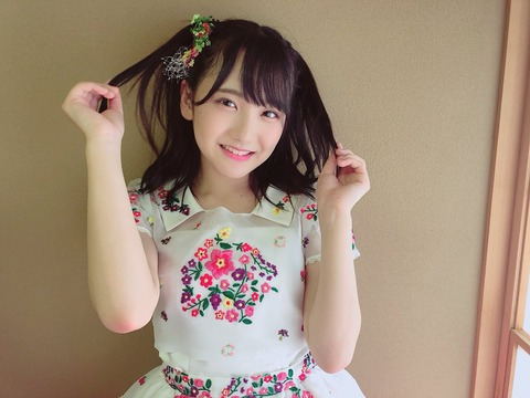 【AKB48】田口愛佳ちゃんって良い身体してるのな