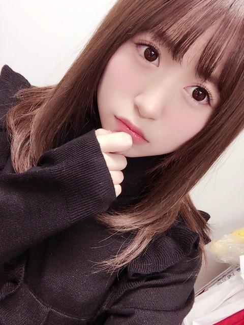 【HKT48】冨吉明日香って黙ってれば美少女だよな
