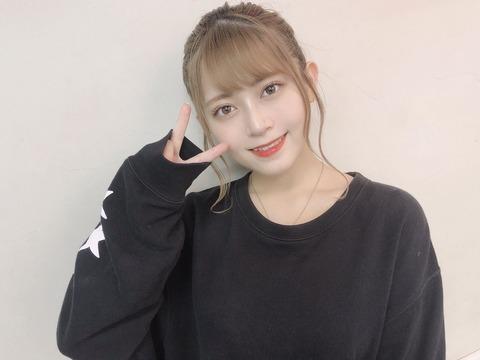 【HKT48】岩花詩乃さん、劇場公演で卒業発表