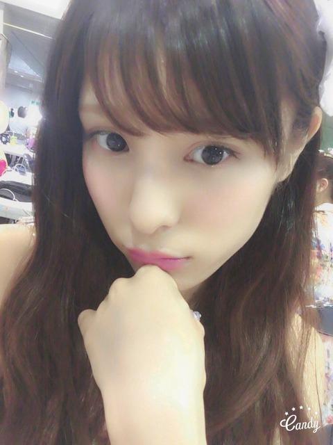 【AKB48】そこそこ可愛くておっぱいも大きい小嶋菜月が売れない理由が分からない