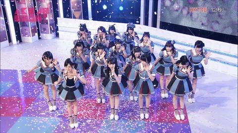 【AKB48SHOW】HKT48「12秒」の生歌が素晴らしいと話題に